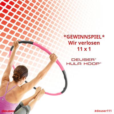 GEWINNSPIEL deuser® Hula Hoop® - GEWINNSPIEL  September 2021 (Hula Hoop®)