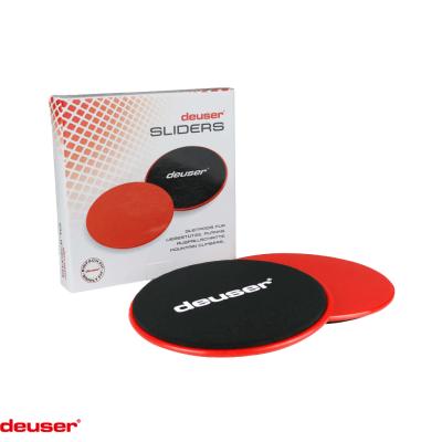 Die deuser® Sliders – Gleitpads zur Stärkung deines gesamten Körpers -