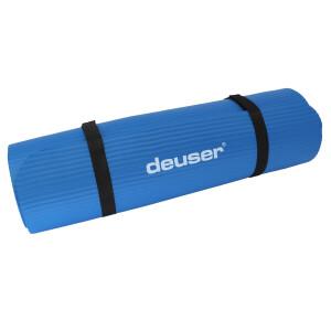 Fitness-Matte (NBR) - blau