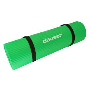 Fitness-Matte (NBR) - grün