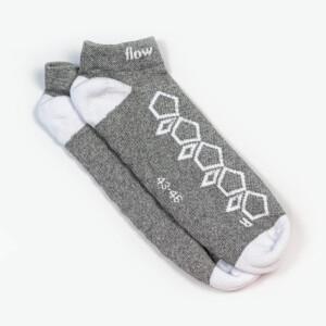 Sneaker Grau 43 - 46 (2 Paar)